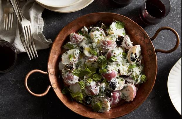 Greek Yogurt Potato Salad Recipe Portal News