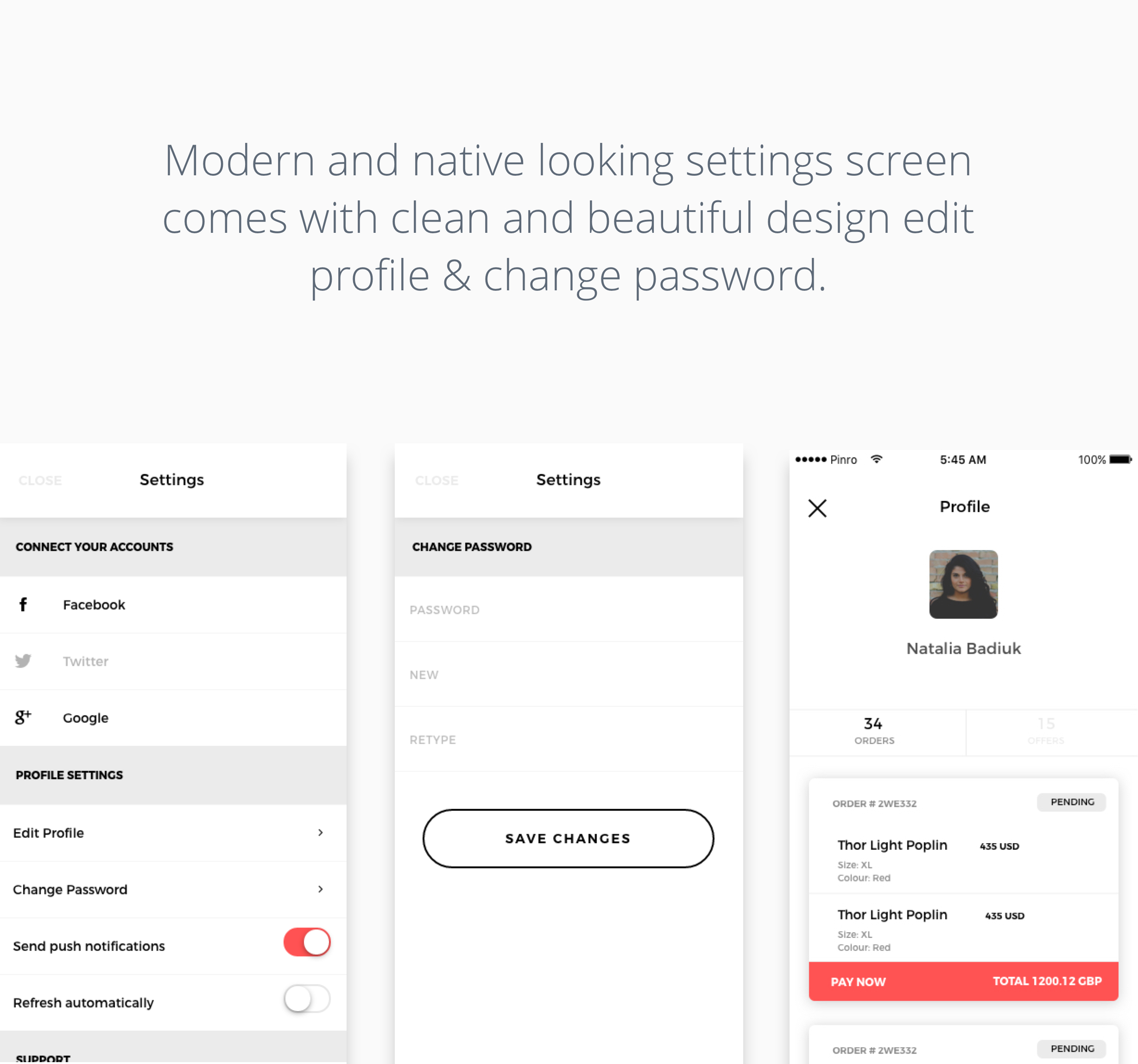 Maestro - Ionic Full Android, iOS E-Commerce App integrated with Woocommerce - 13