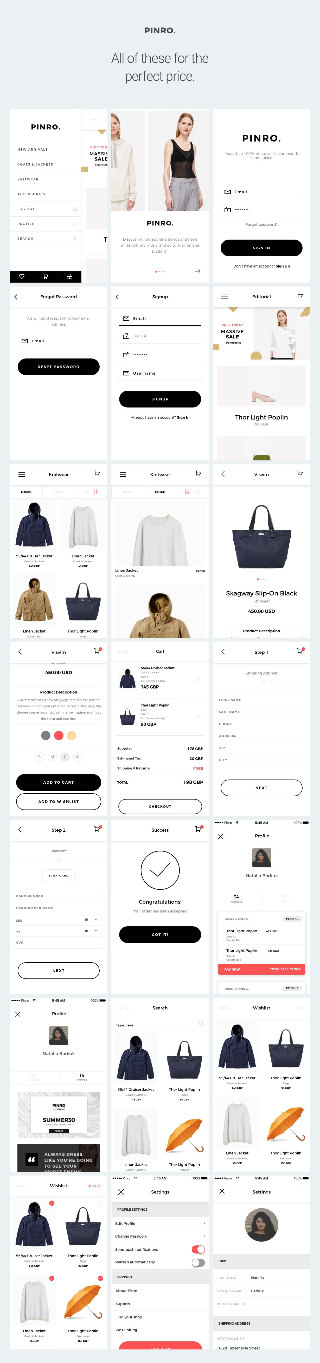 Maestro - Ionic Full Android, iOS E-Commerce App integrated with Woocommerce - 15