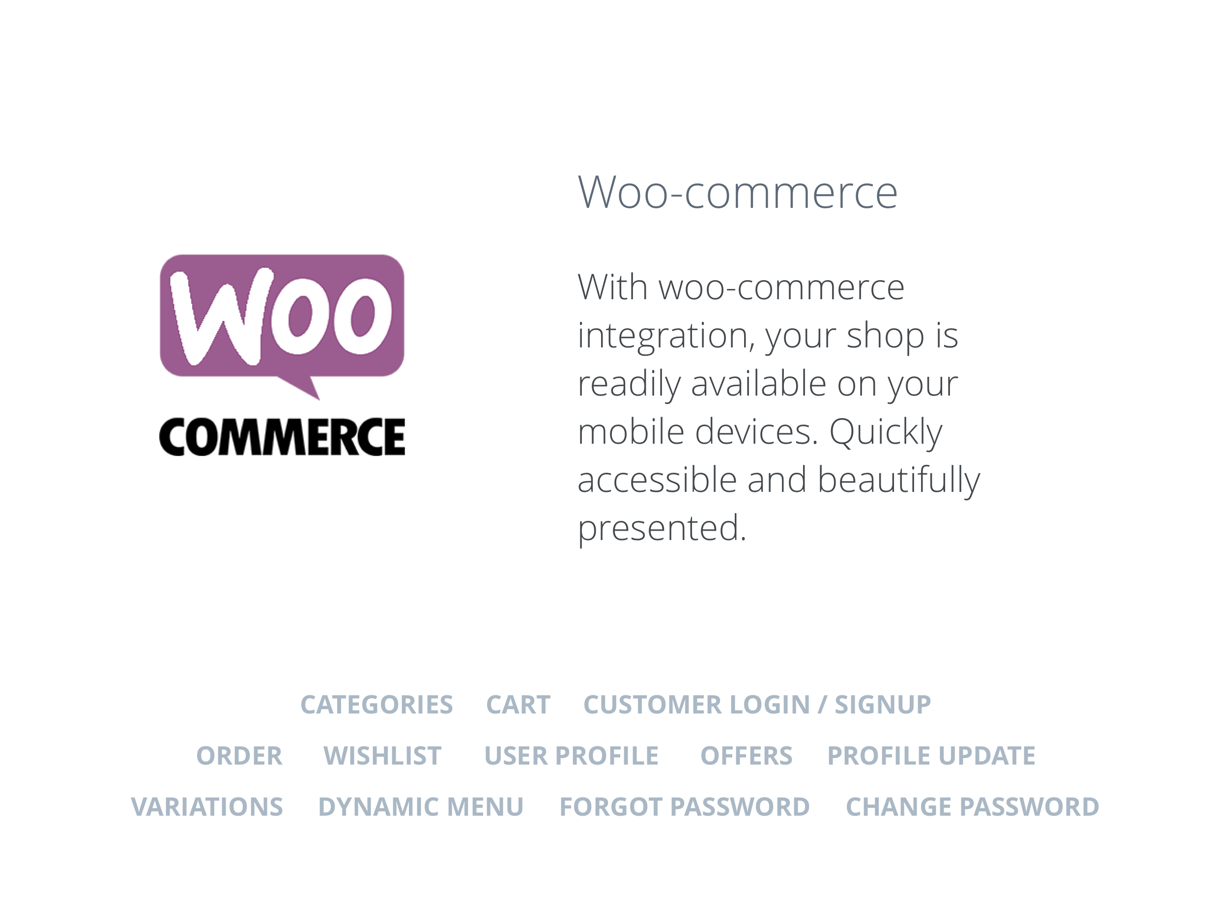 Maestro - Ionic Full Android, iOS E-Commerce App integrated with Woocommerce - 3