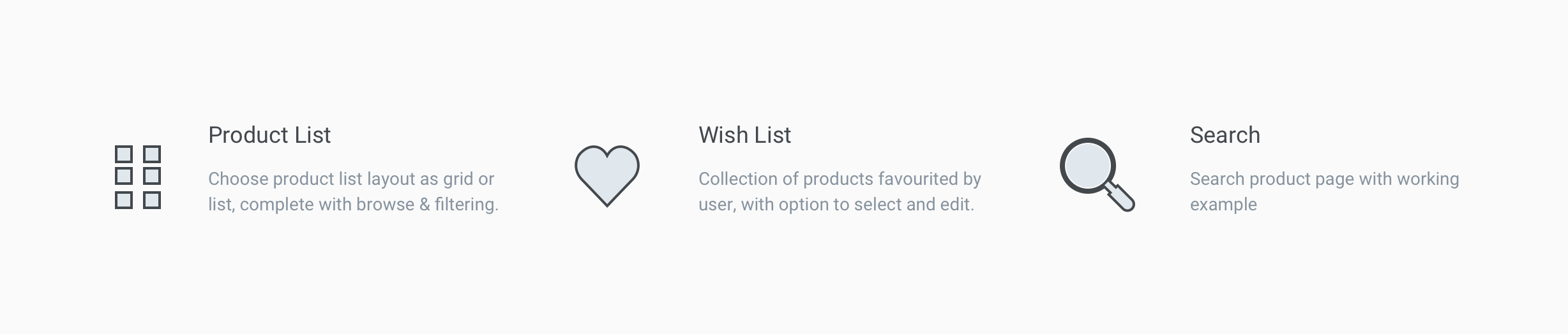 Maestro - Ionic Full Android, iOS E-Commerce App integrated with Woocommerce - 8