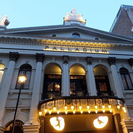 West End Theatre Locations