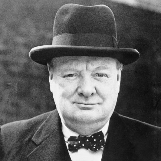 The Life & Locations of Churchill