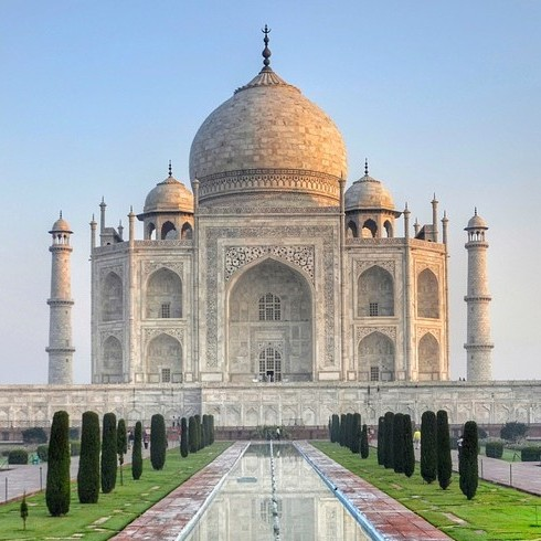 The Great Taj Mahal Tour