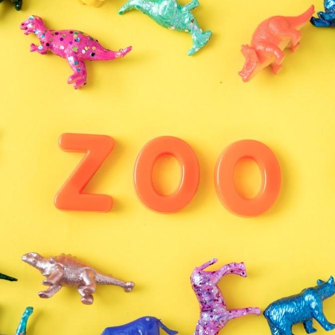 Londynskie zoo dla dzieci