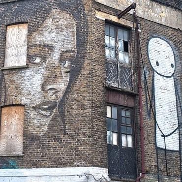 London Street Art Sightseeing