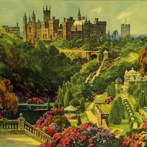 Alton Towers: Gardens, History and Retired Rides