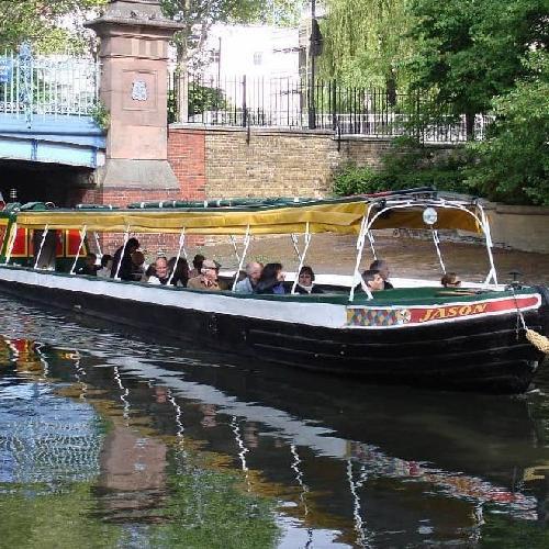 Regents Canal, Little Venice to Camden