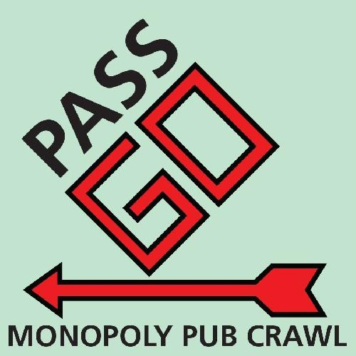 Pass Go Monopoly Pub Crawl - London