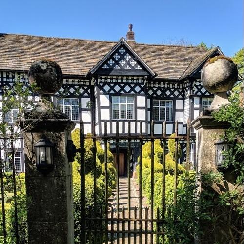 Historic Cheshire, Past & Present