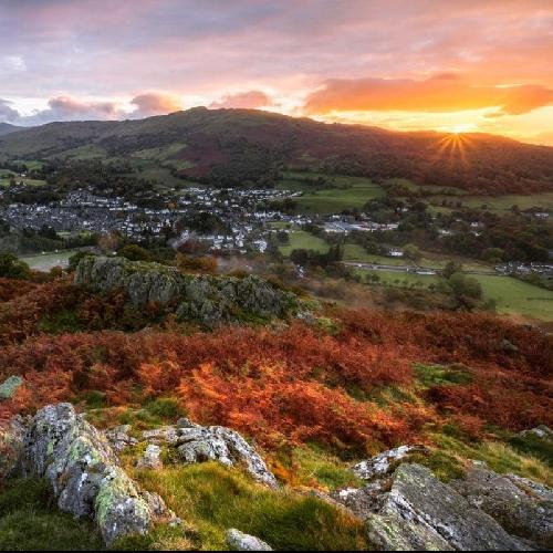 Places of interest in the Lake District
