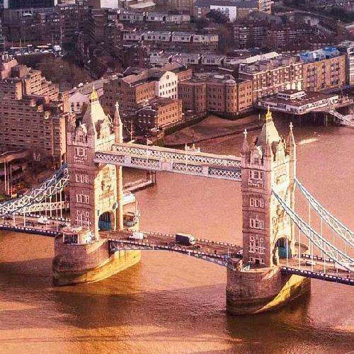Popular London Tourist Locations