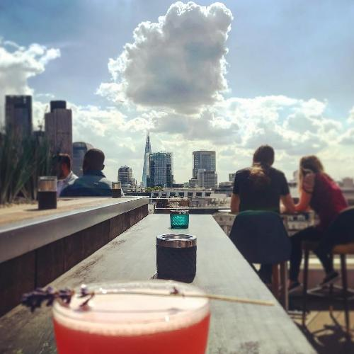 The Best Rooftop Bars in South and Central London