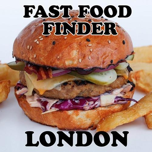 Fast Food Finder for Central London