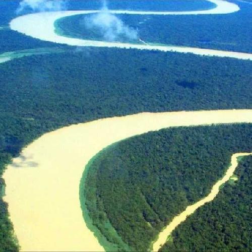 The World's Longest Rivers