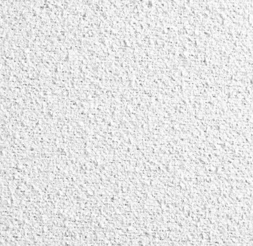 1 in x 2 ft x 2 ft Armstrong Painted Nubby 15/16 in Square Lay-in Panel / White - 3102
