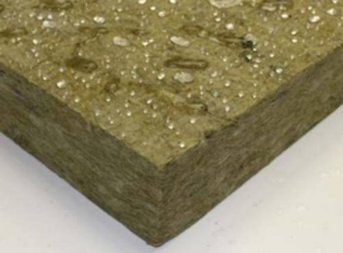 2 in x 2 ft x 4 ft Owens Corning Thermafiber RainBarrier HD Mineral Wool Insulation
