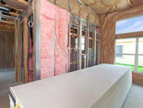 1/2 in x 4 ft x 12 ft American Gypsum M-BLOC Gypsum Board