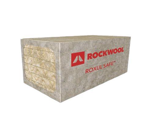 1 in x 24 in x 48 in ROCKWOOL ROXUL SAFE Stone Wool Insulation
