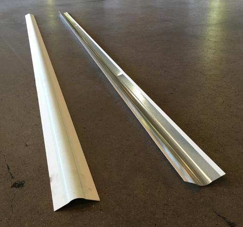 3/4 in x 10 ft Offset Bullnose Nail On - 25/ctn - SLOCNOS