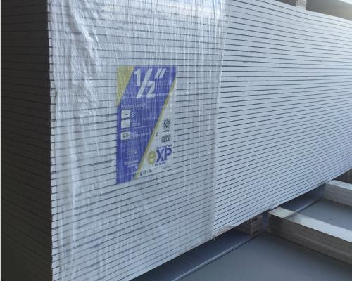1/2 in x 4 ft x 8 ft Tile Backer