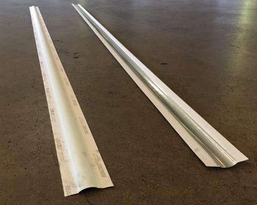 8 ft Offset Bullnose Tape On - 50/ctn