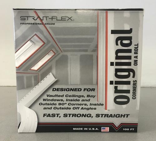 Strait Flex Original - 100 ft Roll W Slot
