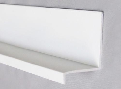 10 ft Trusscore PVC Base Trim