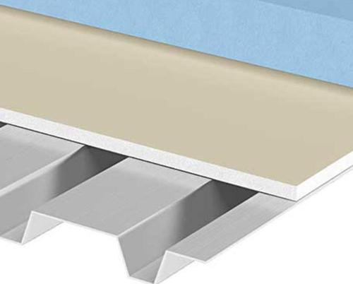 5/8 in x 4 ft GP DensDeck Roof Board
