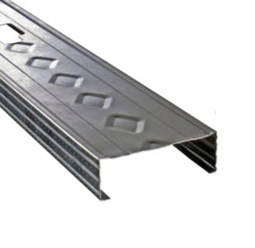 1 5/8 in x 10 ft x 20 Gauge 33 mil G60 ClarkDietrich ProSTUD Drywall Framing Stud w/ 1 1/4 in Flange