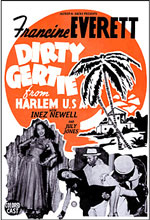 Dirty Gertie from Harlem, USA