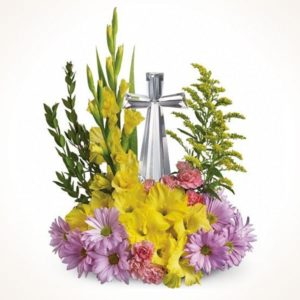 Crystal Cross - Religious Keepsakes
