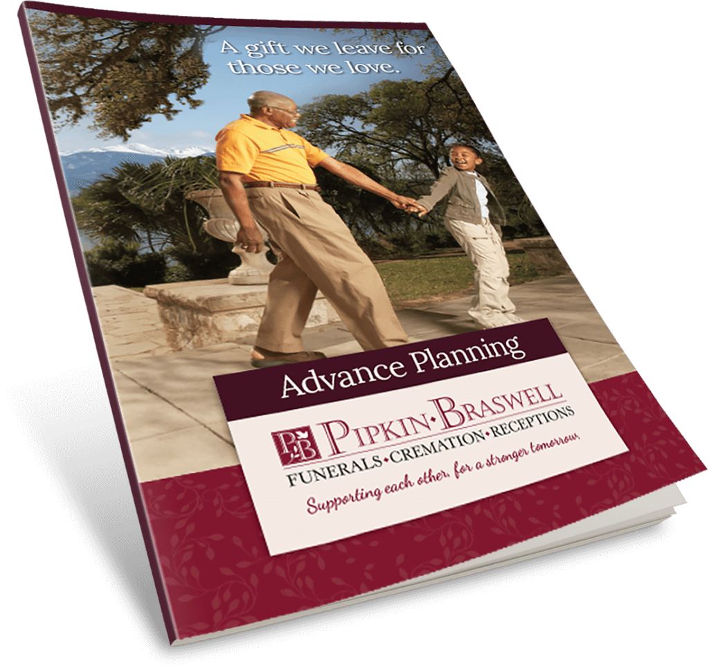 Get a FREE Advance Funeral Planning Guide