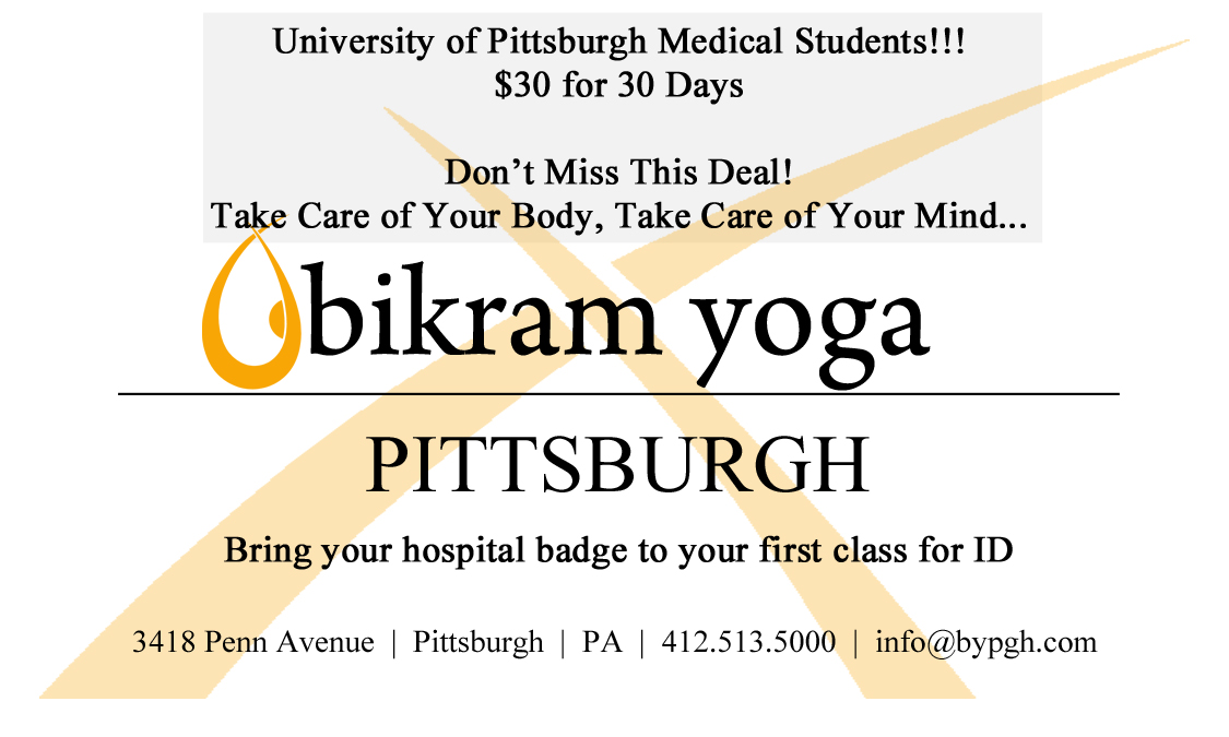 Discount on Bikram Yoga in Lawrenceville!