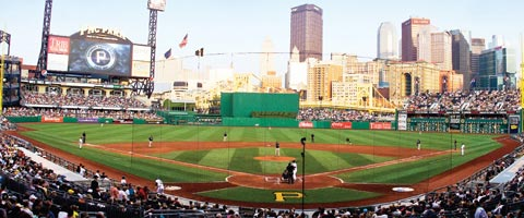 Take in a Pirates game! Learn about student discounts.