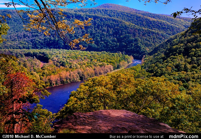 Fall Foliage Hike at Laurel Highlands