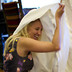 Kerri-butler-buried-in-a-wedding-gown