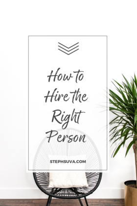 How_to_hire_the_right_person