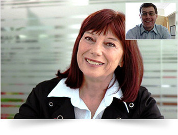 One-on-one videoconference, phone and in-person sessions