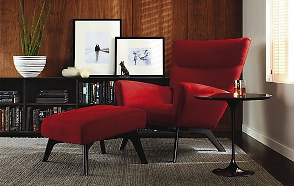 The Search For The Perfect Lounge Chair