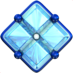 Diamond with A Dot Emoji (U+1F4A0) Symbols Copy And Paste Dot