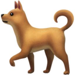 Dog Emoji U 1f415