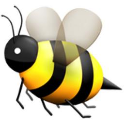 Honeybee Emoji U 1f41d