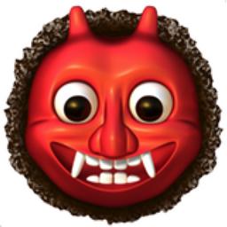 Ogre Emoji U 1f479