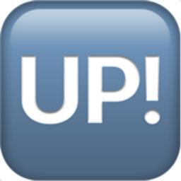 Up Button Emoji U 1f199