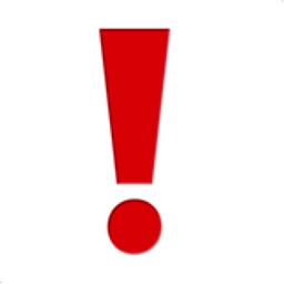 exclamation mark emoji u2757 ufe0f