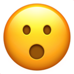Image result for wow emoji