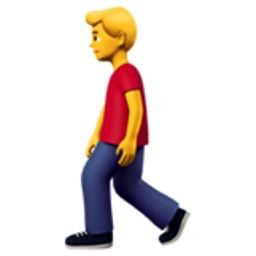 man walking emoji  u 1f6b6  u 200d  u 2642  u fe0f Girl Running Running Clip Art