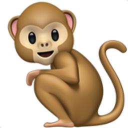 monkey emoji  u 1f412 bananas clip art funny bananas clip art b/w