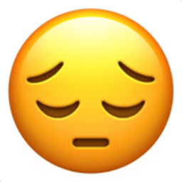 iphone emojis copy and paste pensive emoji u 1f614 17645
